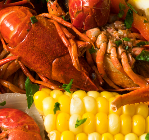 Red & white crawfish? Who knew? A conversation with Bill & Janice Cheek