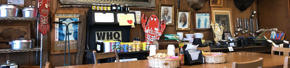 stelly's restaurant labeau louisiana
