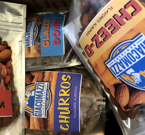 Growing Almonds and Starting a Flavored Almonds Business
