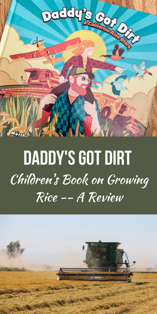 growing rice a children's book