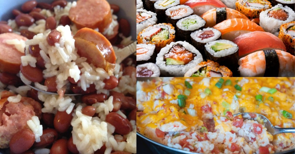 rice recipe header