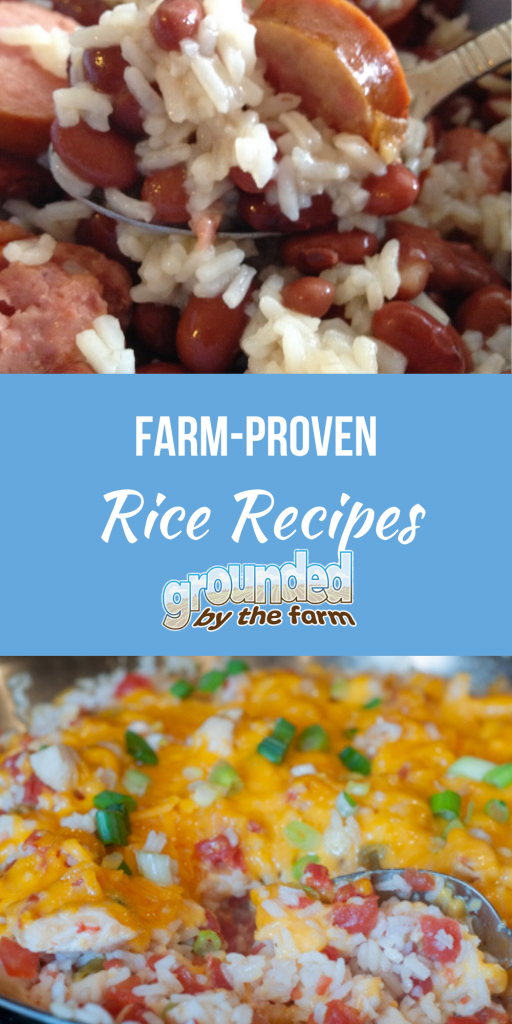 rice recipes Farm Proven