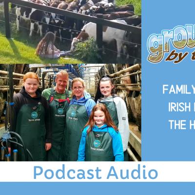 Irish butter podcast audio