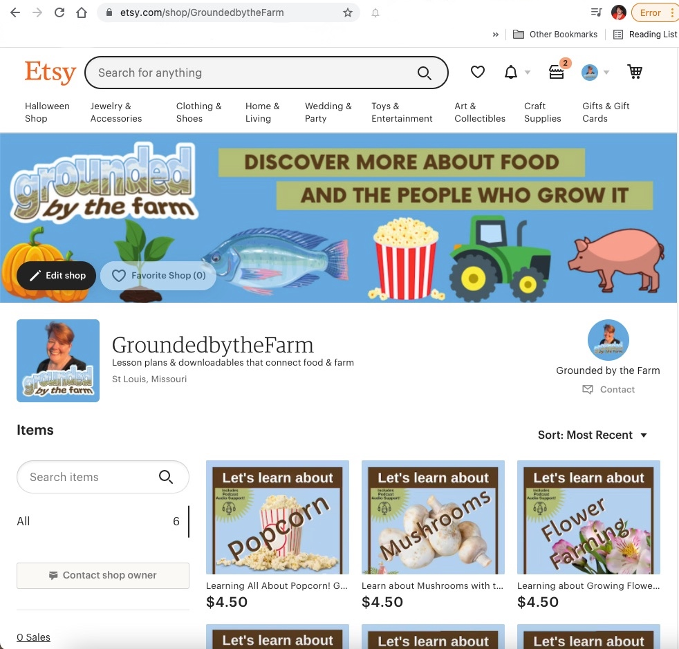 farm materials for classrooms